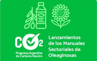 Lanzamientos de los Manuales Sectoriales de Oleaginosas