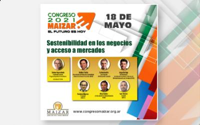 Panel Sostenibilidad y Acceso a Mercados en Congreso Maizar 2021